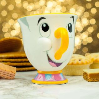 Beauty And The Beast Chip Mug Product Image