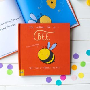 I'd Rather Be A Bee – Personalised Storybook Product Image