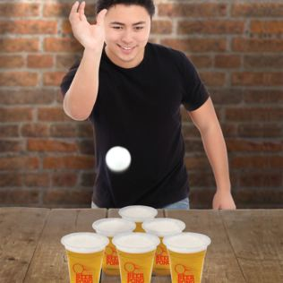 Beer Pong Game Product Image