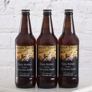 Personalised Trio of Ales Product Image