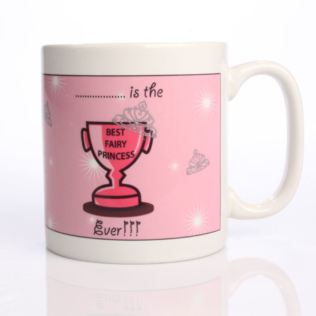 Best Fairy Princess Ever Mug Product Image