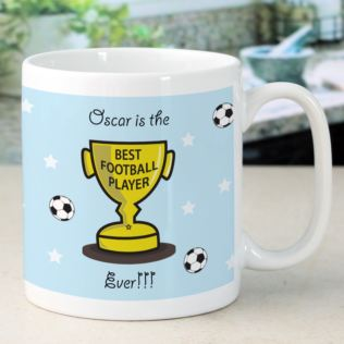 Best Footballer Ever Mug Product Image