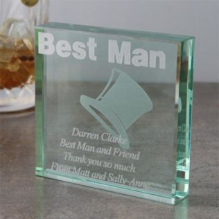 Best Man Keepsake Product Image
