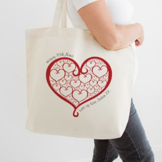 The Best Nanna Shopping Tote Bag Product Image