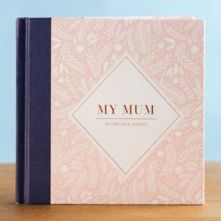My Mum - 80 Page Hardcover Guided Journal Product Image