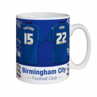 Personalised Birmingham City Dressing Room Mug Product Image
