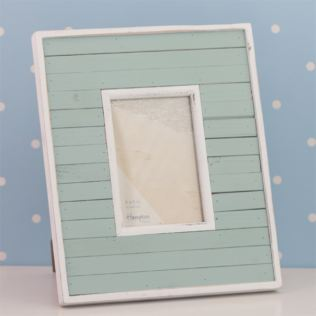 Bondi Blue Wooden Photo Frame 6 x 4 Product Image