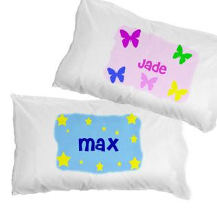 Personalised Childrens Pillowcase Product Image