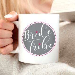 Personalised Bride Tribe Mug Product Image