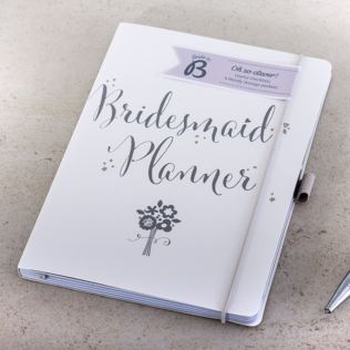 Bridesmaid Notebook Planner Product Image