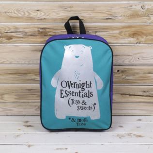 Children's Overnight Essentials Rucksack Product Image