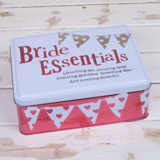 Bride Essentials Tin Product Image