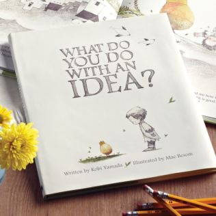 What Do You Do with an Idea? Hardcover Book by Kobi Yamada Product Image