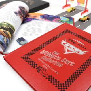Disney Cars Collection - Deluxe A3 Personalised Book Product Image