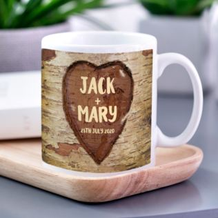 Carved Message Mug Product Image