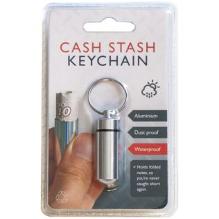 Cash Stash Keyring Product Image