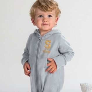 Personalised Embroidered Baby's Onsie 18 - 24 Months Product Image