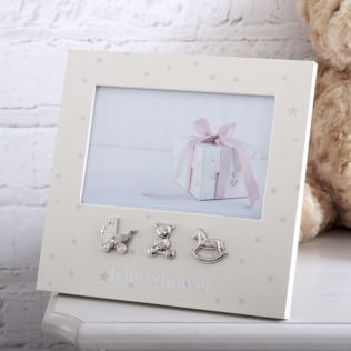 Bambino Baby Shower Photo Frame Product Image