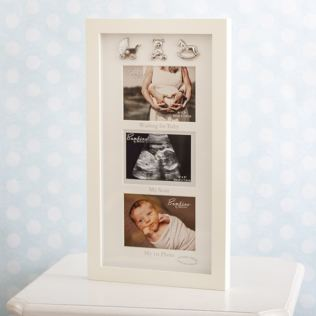 Waiting For Baby Collage Frame Product Image