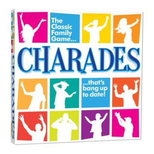 Charades For The Family Game Product Image
