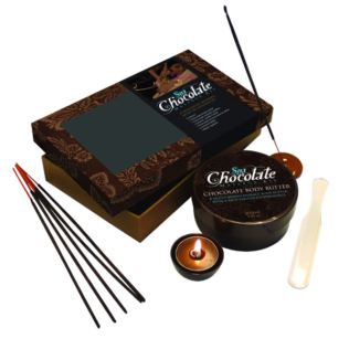 Chocolate Massage Kit Product Image
