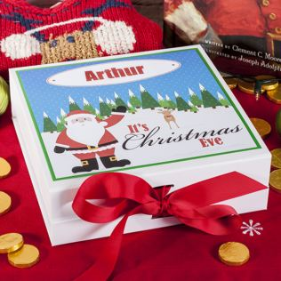 Personalised Christmas Eve Box Product Image