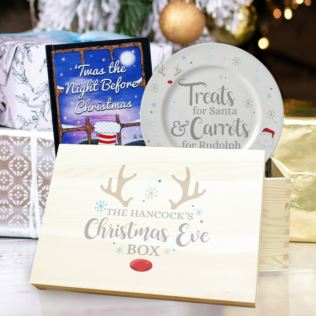 Personalised Christmas Eve Box Set Product Image