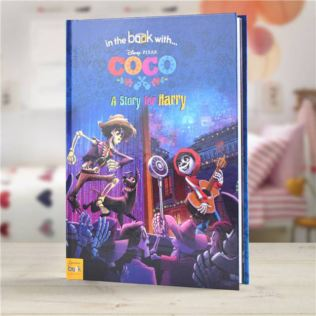 Personalised Coco Disney Pixar Book Product Image