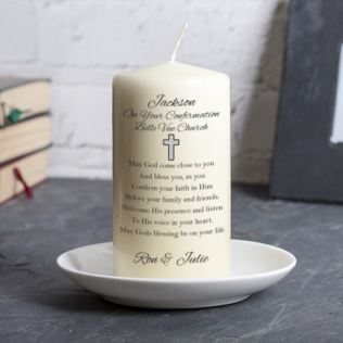 Confirmation Candle Product Image
