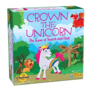 Crown The Unicorn - A Search And Find Game Product Image