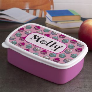 Personalised Bake-Off Lunch Box Product Image