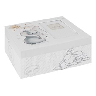 Disney Magical Beginnings Keepsake Box - Dumbo Product Image