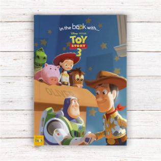 Disney's Toy Story 3 Personalised Adventure Book Product Image