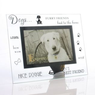 Dog Photo Frame Product Image