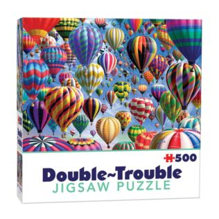Double Trouble Puzzle - Balloons Product Image