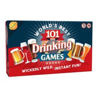101 Drinking Games Product Image