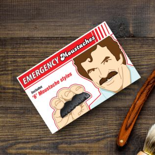 Emergency Moustaches Product Image