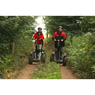 Two Supercar Drive and Off Road Segway Day Product Image
