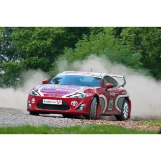 Extended Rally Driving Experience at Brands Hatch Product Image