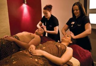 2 for 1 Spa Day with Treatments for Two at Bannatyne Product Image