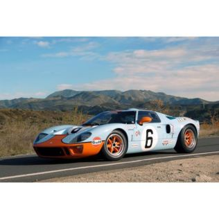Ford GT40 Driving Blast Experience Product Image
