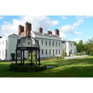 One Night Spa Break with Dinner for Two at Haughton Hall Hotel and Leisure Club Product Image