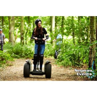 60 Minute Segway Experience for Two - Weekround Product Image