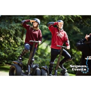 60 Minute Segway Experience for Two - Weekdays Product Image