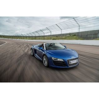 Supercar Thrill with Free High Speed Passenger Ride - Week Round Product Image