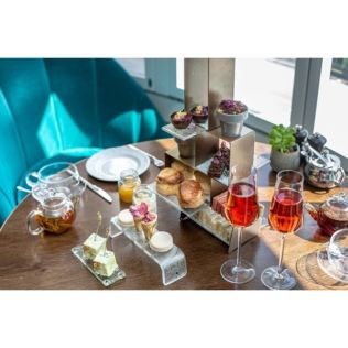 Botanical Afternoon Tea and Bottomless Bubbles at 5* London Marriott Park Lane Product Image