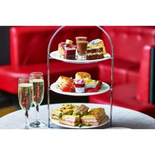 Sparkling Afternoon Tea for Two at Café Rouge Product Image
