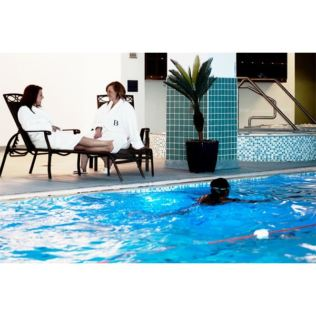 Bannatyne Spa Day with 25 Minute Treatment for Two  Product Image