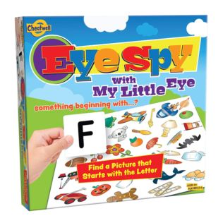 Eye Spy With My Little Eye Game Product Image