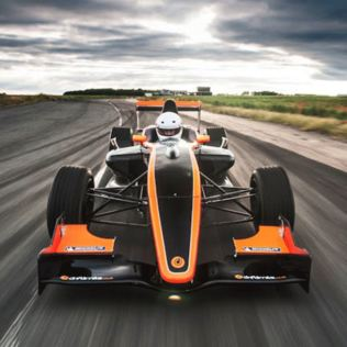 Single Seater Taster - UK Wide Product Image